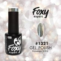 Foxy Expert, Gel polish #1321, 10 ml