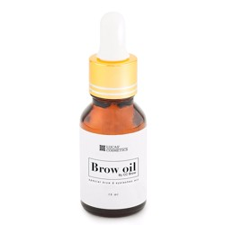 МАСЛО ДЛЯ БРОВЕЙ BROW OIL BY CC BROW, 15МЛ.