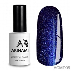 AKINAMI Гель-лак Color Gel Polish - Magic Dance 06