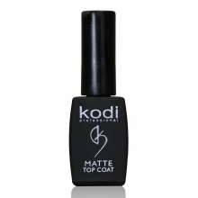 KODI, Matte Top Coat 'VELOUR' 8 мл.